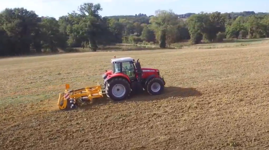 Agromulch Silver 3 m - Capture youtube